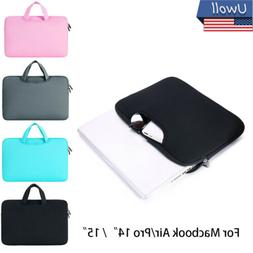 For MacBook Air Pro 14/15 Inch Sleeve Bag Pouch Bag Notebook