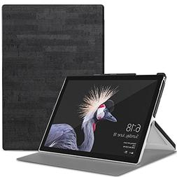 MoKo Microsoft New Surface Pro 2017 Case - Smart Slim Shell
