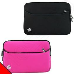 KOZMICC Neoprene Carrying Sleeve Pouch Case Cover for Tablet