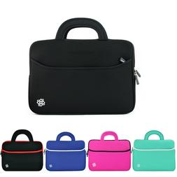 Neoprene Soft Sleeve Carrying Case w/ Handle for 10.5‑inch