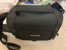 New Sony LCS-U21 Soft Carrying Case  - Free Shipping!