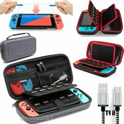 For Nintendo Switch Bag Travel Carrying Portable Storage Cas