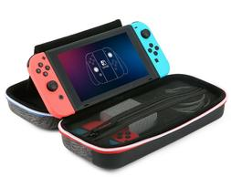 BAGSMART Nintendo Switch Carry Case Protective Hard Shell Co