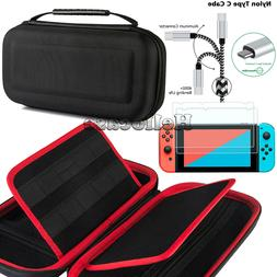 For Nintendo Switch Carrying Case Cover Hard Shell Portable