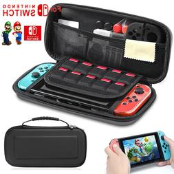 For Nintendo Switch Carrying Case Hard Shell Portable Cover