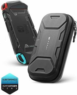 nintendo switch carrying case plus version protective