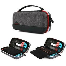 BAGSMART Nintendo Switch Case Travel Protective Carrying Cas