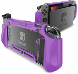 For Nintendo Switch, Mumba Grip Case Protective Cover & Carr