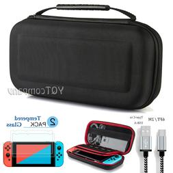 For Nintendo Switch Hard Shell Carrying Case Protective Trav