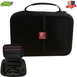 nintendo switch hard shell carrying case