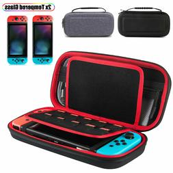nintendo switch hard shell travel carrying