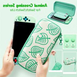 nintendo switch lite carrying case animal