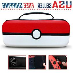 Nintendo Switch Pokemon Carrying Case Portable Travel Protec