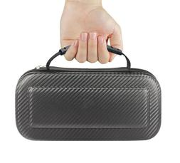 Non-Slip Handle Travel Carrying Case for Nintendo Switch in