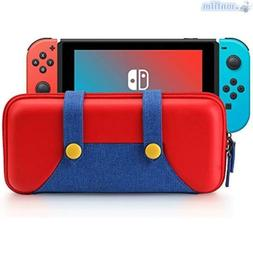 For Nintendo Switch Protective Storage Mario Bag Accessories