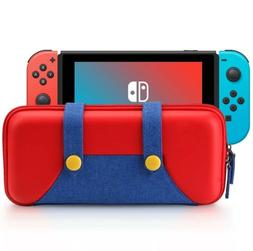 For Nintendo Switch Shockproof Protector Case Cover Mario Po