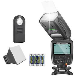 Neewer NW561 Speedlite Flash Kit with Flash Diffuser for Can