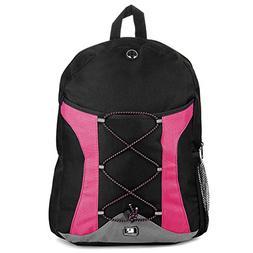 Nylon Athletic Backpack fits Tablets and Laptops up to 15.6
