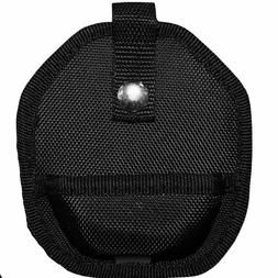 Handcuff Carrying Case Nylon with Metal Snap to Hold Cuffs F