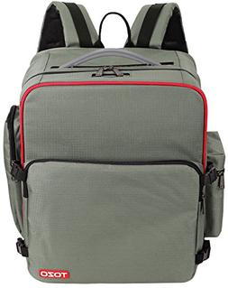 TOZO Perfect fit Canvas Backpack Carrying Case Protective Tr