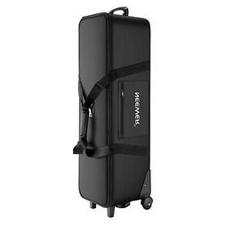 Neewer Photo Studio Equipment Case Rolling Bag 40.1x11.8x11.