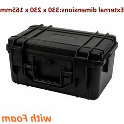 Portable Hard Carry Case Bag Tool Storage Box Organizer Cont