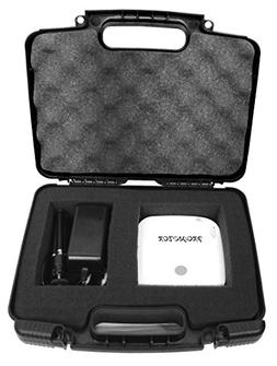 TRAVEL Portable Pico Projector Case with Protective Foam fit