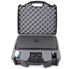 portable printer carry case compatible with officejet