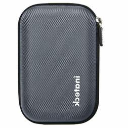Inateck Portable Shockproof EVA Carrying Case with Zipper fo