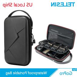 TELESIN Portable Storage Bag Waterproof Carrying Case for Go