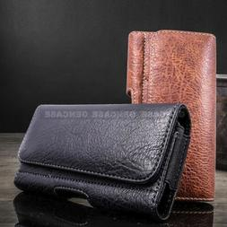 Pouch Case Leather Holster for Cell Phone Pouch Wallet Belt