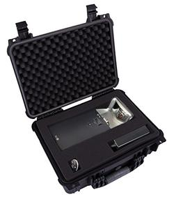 PROJECTORBOX Waterproof Short Throw Projector Carry Case for