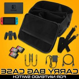 Protective Carrying Storage Travel Case Bag For Nintendo Swi