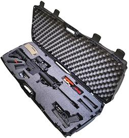 Protective Case Club Pre-Made AR15 Rifle Carrying Case for a