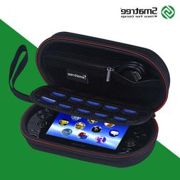 Smatree Carrying Case with Zippered Mesh Pocket for PS Vita