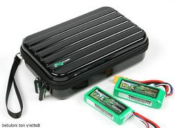 RC Hard Shell Carrying Case for 1400mah 3s Battery
