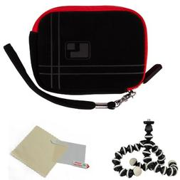 RED Travel Aero Bump Protection Slim Micro-Suede Carrying Sl