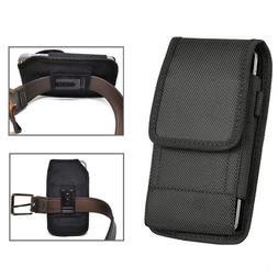 Rugged Nylon Pouch Carrying Case Belt Clip Holster For Motor