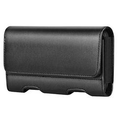 Samsung Galaxy Note 9 Belt Clip Case, Mopaclle Leather Holst