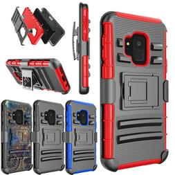 For Samsung Galaxy S9  Carrying Phone Cover Shockproof Armor