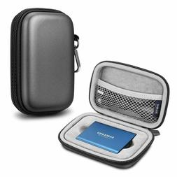 For Samsung T5 T3 SSD Carrying Case Shockproof Portable Trav