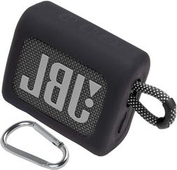 Co2Crea Silicone Carrying Case  For Jbl Go3 Go 3 Waterproof
