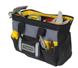 Small Repair Construction Organizer Carrying Case Dual Sided