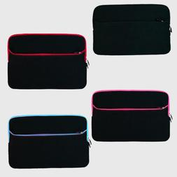 Soft Carrying Sleeve Washable Neoprene Case Cover for 14-inc