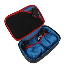"Khanka Soft Storage Carrying Travel Case Bag for 6-7 "" inch"