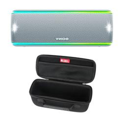 Sony SRS-XB31 Portable Bluetooth Speaker  with hard shell ca