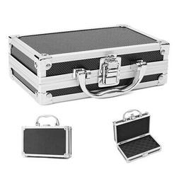 Stackable Hard Carry Case Aluminum Alloy Storage Tool Box Po