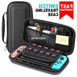 Switch Case Hard Shell Travel Carrying Protective Storage Ba