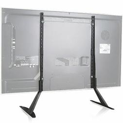 """WALI TV Stand Table Top for Most 22""""-65"""" LCD Flat Screen"""