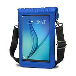 7 Inch Tablet Case Neoprene Sleeve Cover w/ Built-in Screen
